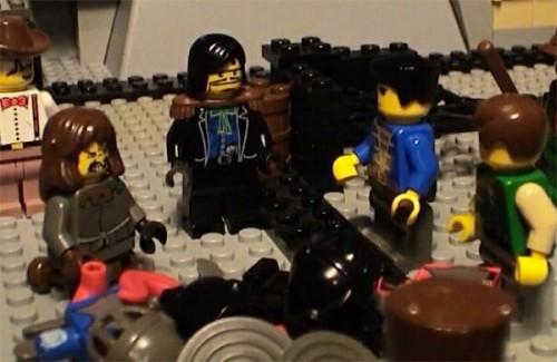 LEGO-KastleVania