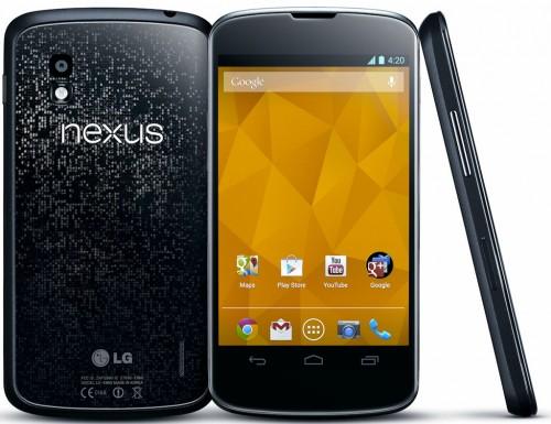 LG Not Halting Nexus 4 Production