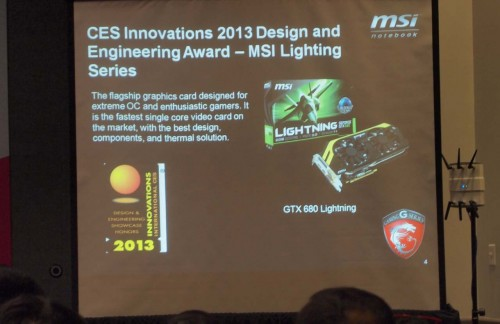 CES 2013 - Highlights from Computex Press Conference