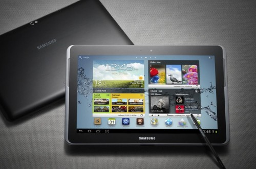 MWC 2013 - Samsung Galaxy Note 8-Inch Debut Imminent
