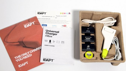 MEGATech Reviews - IDAPT i1 Eco Universal Portable Charger