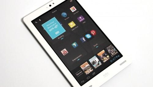 MEGATech Reviews - Kobo Arc Android 4.0.4 Tablet E-Reader