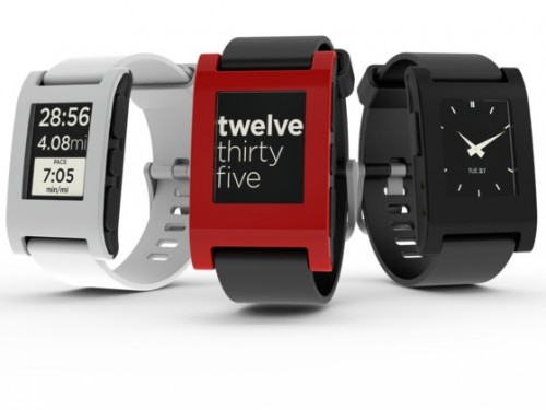 CES 2013: Pebble Watch - From Kickstarter to CES