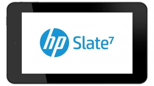 HP Unveils the Slate 7 at MWC 2013