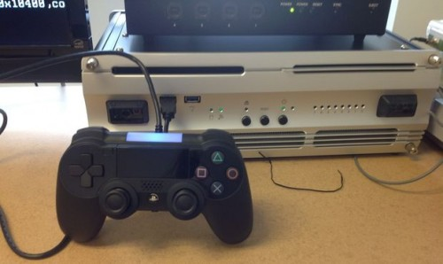 Leaked Pictures Show PlayStation 4 Prototype Controller