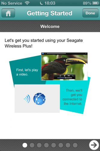 MEGATech Reviews - Seagate Wireless Plus Storage for Android, iPhone and iPad
