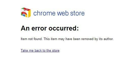 Google Nixes Chrome RSS Extension