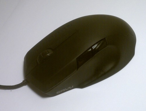 MEGATech Reviews: Roccat Savu Hybrid Gaming Mouse