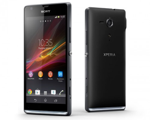 Sony Mobile Announces the Sony Xperia L and Xperia SP