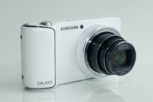 MEGATech Reviews - Samsung Galaxy Camera