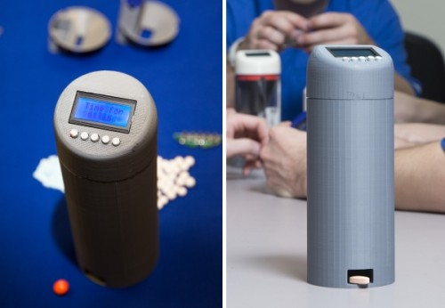 Can't Keep Track of Your Pills? Try a Med Vault