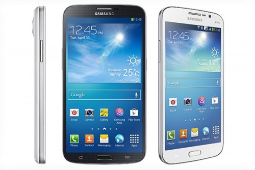 Samsung Announces the Galaxy Mega 5.8 and 6.3
