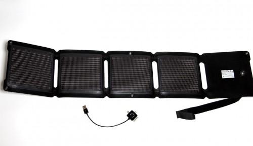 MEGATech Reviews - EnerPlex Kickr IV Lightweight USB Solar Charger