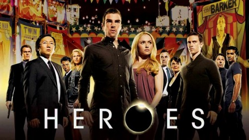 Xbox Live Looking to Resurrect Heroes TV Series