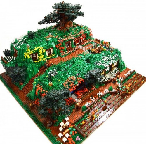 MEGATech Showcase: The Land of LEGO