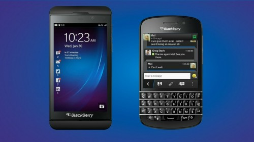 BlackBerry 10 Approved for Department of Defense But iOS Still Under Review