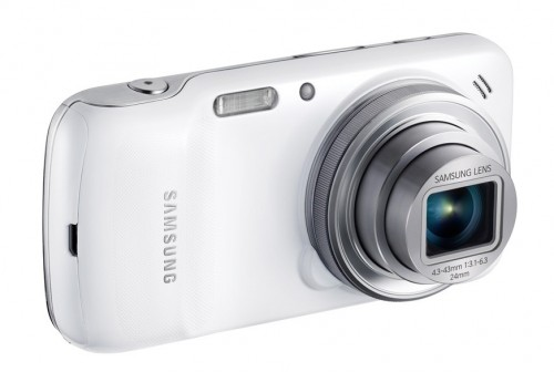 Samsung Announces Galaxy S4 Camera