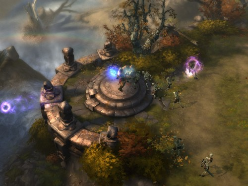 Diablo III Headed to Consoles, Next-Gen Consoles Possible