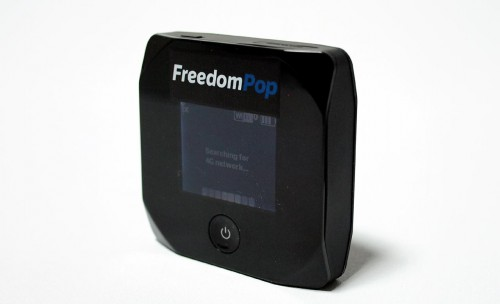 MEGATech Reviews - FreedomPop Overdrive Pro 3G/4G Mobile Hotspot