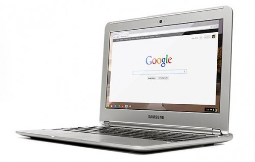 Chromebooks Coming to More Stores