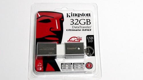 MEGATech Reviews - Kingston DataTraveler Ultimate 3.0 G3 32GB USB 3.0 Flash Drive