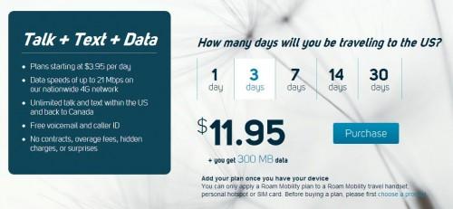 MEGATech Reviews - Roam Mobility Travel SIM Card and US Roaming Service