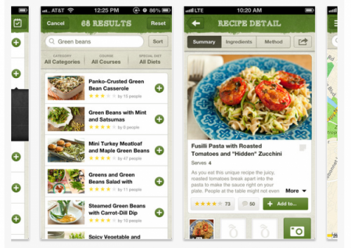 Can't Cook? No Worries...There's An App For That