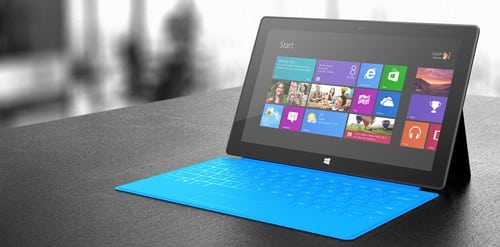 Educational Discount for Microsoft Surface RT