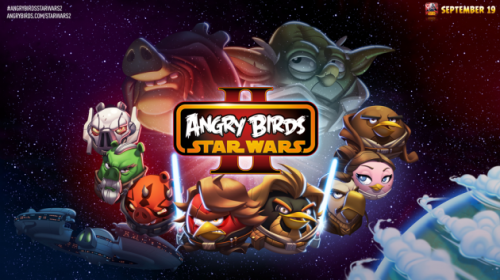 Angry Birds Star Wars II Coming September 19th