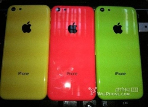 Apple Creating Ugly Budget iPhone