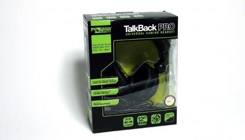 MEGATech Reviews - KMD Talkback Pro Universal Gaming Headset