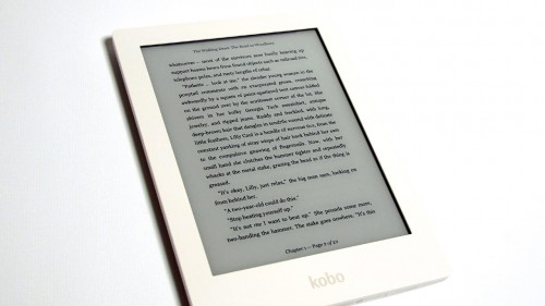 MEGATech Reviews - Kobo Aura HD E-Book Reader