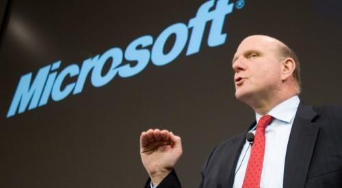 Steve Ballmer Comments on Surface RT, $900 Million Loss