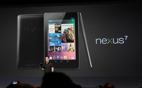 New Nexus 7 2 Announced at Google Event