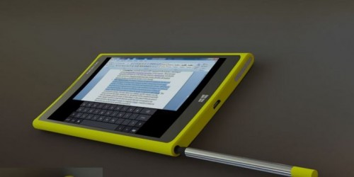 Leaked: Nokia Lumia 6-Inch Phablet with 1080p, Quad-Core Processor