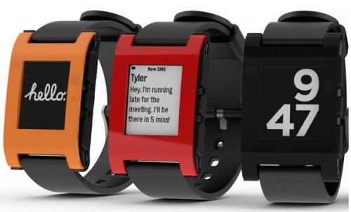 Pebble Smartwatch Retails at Best Buy for $149