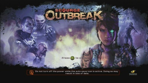 MEGATech Reviews - Scourge: Outbreak for Xbox 360 (XBLA)