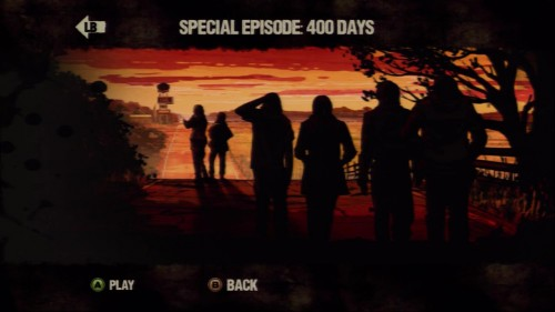 MEGATech Reviews - The Walking Dead 400 Days Special Episode by Telltale Games