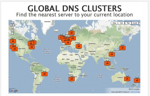 MEGATech Reviews - UnoTelly UnoDNS Global DNS Service