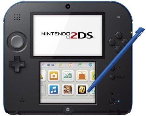 Nintendo Announces the Nintendo 2DS for $129