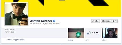 Facebook Testing Celebrity-Only App