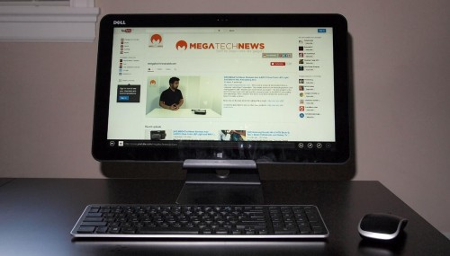 MEGATech Reviews - Dell XPS 18 Portable All-in-One Windows 8 Desktop PC