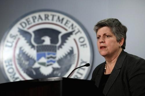 Janet Napolitano talks Cyberattacks in Farewell Address