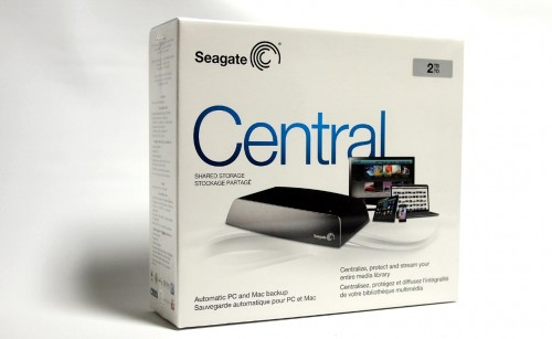 MEGATech Reviews - Seagate Central 2TB Network Storage System