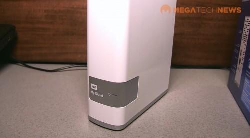MEGATech Videos: Unboxing the WD My Cloud Personal Cloud Storage Device