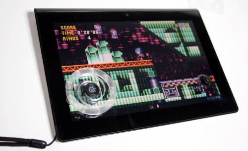 MEGATech Reviews - SteelSeries Free Touchscreen Gaming Controls