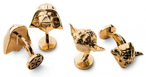 These Are Not Your Grandfather's Cuff Links...They're Way Better