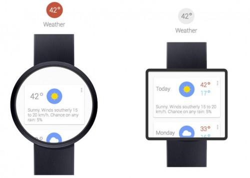 First Look - Google Gem Nexus Smartwatch