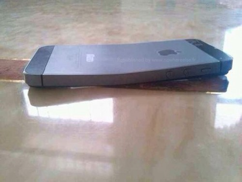 iPhone 5S Reportedly Experiencing Bending Issues