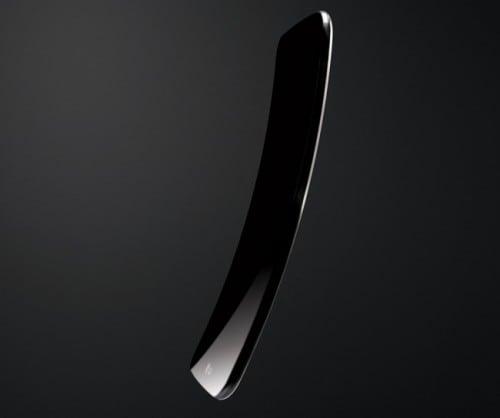 LG G Flex Curved Smartphone Follows Samsung's Lead